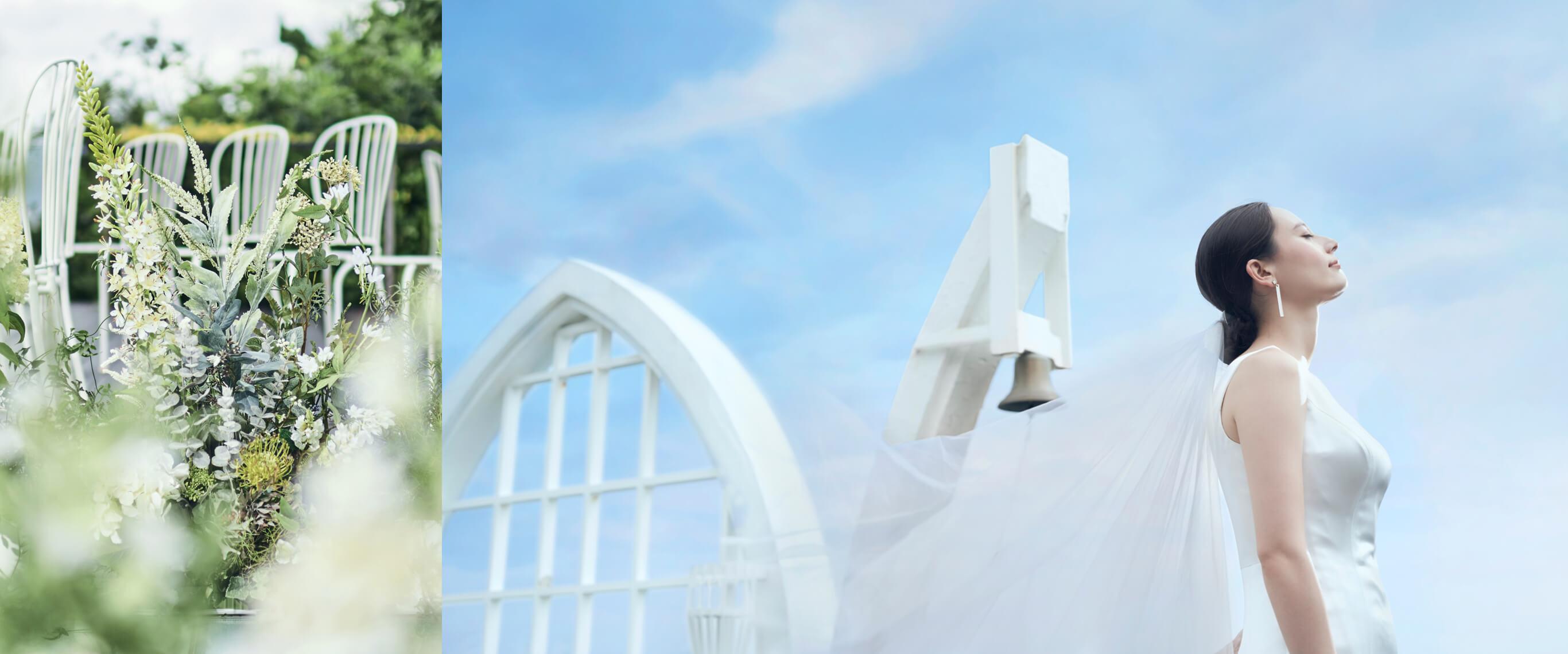 挙式 ・ パーティ会場 | 指帆亭(しはんてい) | 神奈川・湘南の貸切ウェディング・結婚式会場場